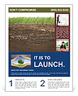 Grass And Soil Flyer