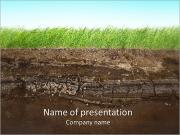 Grass And Soil PowerPoint Templates