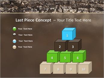 Herbe et le sol Modèles des présentations  PowerPoint - Diapositives 11