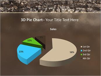 Herbe et le sol Modèles des présentations  PowerPoint - Diapositives 15