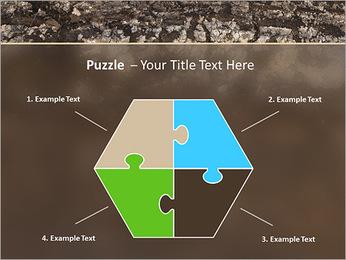 Herbe et le sol Modèles des présentations  PowerPoint - Diapositives 20