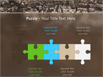 Herbe et le sol Modèles des présentations  PowerPoint - Diapositives 21