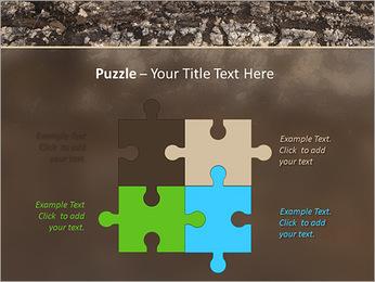 Herbe et le sol Modèles des présentations  PowerPoint - Diapositives 23