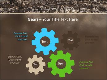 Herbe et le sol Modèles des présentations  PowerPoint - Diapositives 27