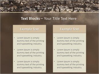 Herbe et le sol Modèles des présentations  PowerPoint - Diapositives 37