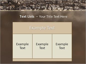 Herbe et le sol Modèles des présentations  PowerPoint - Diapositives 39