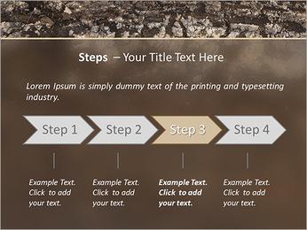 Herbe et le sol Modèles des présentations  PowerPoint - Diapositives 4