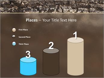 Herbe et le sol Modèles des présentations  PowerPoint - Diapositives 45