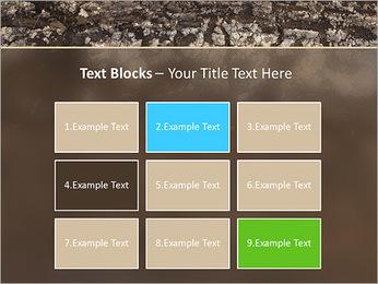 Herbe et le sol Modèles des présentations  PowerPoint - Diapositives 48