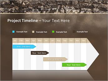 Herbe et le sol Modèles des présentations  PowerPoint - Diapositives 5
