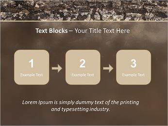 Herbe et le sol Modèles des présentations  PowerPoint - Diapositives 51