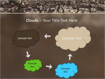 Herbe et le sol Modèles des présentations  PowerPoint - Diapositives 52