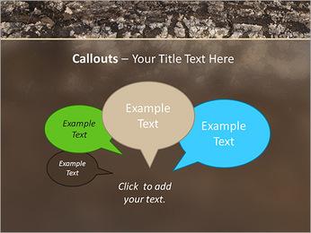 Herbe et le sol Modèles des présentations  PowerPoint - Diapositives 53
