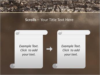 Herbe et le sol Modèles des présentations  PowerPoint - Diapositives 54