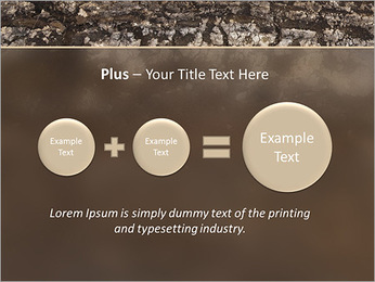 Herbe et le sol Modèles des présentations  PowerPoint - Diapositives 55