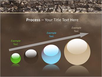 Herbe et le sol Modèles des présentations  PowerPoint - Diapositives 67