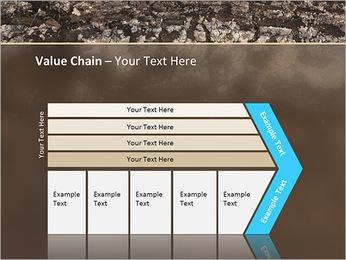 Herbe et le sol Modèles des présentations  PowerPoint - Diapositives 7