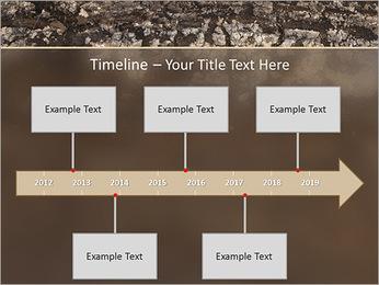 Herbe et le sol Modèles des présentations  PowerPoint - Diapositives 8