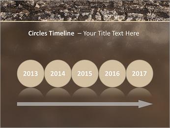 Herbe et le sol Modèles des présentations  PowerPoint - Diapositives 9
