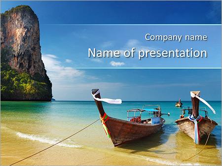 Thailand island powerpoint template backgrounds id 0000004483 thailand island powerpoint templates toneelgroepblik Choice Image