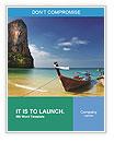 Thailand Island Word Templates