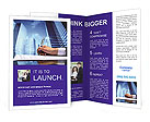 Signing Contract Brochure Template