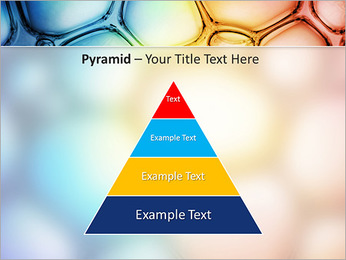 Des cercles de couleur de conception Modèles des présentations  PowerPoint - Diapositives 10
