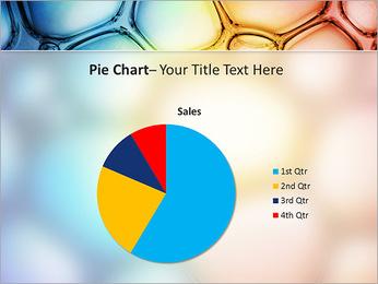 Des cercles de couleur de conception Modèles des présentations  PowerPoint - Diapositives 16