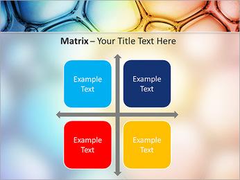Des cercles de couleur de conception Modèles des présentations  PowerPoint - Diapositives 17