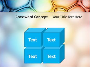 Des cercles de couleur de conception Modèles des présentations  PowerPoint - Diapositives 19