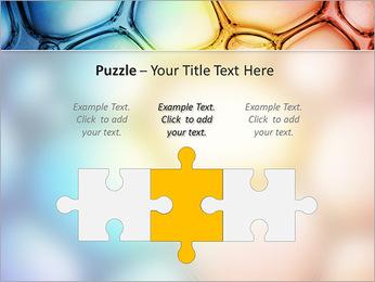 Des cercles de couleur de conception Modèles des présentations  PowerPoint - Diapositives 22