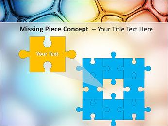 Des cercles de couleur de conception Modèles des présentations  PowerPoint - Diapositives 25