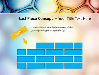 Des cercles de couleur de conception Modèles des présentations  PowerPoint - Diapositives 26