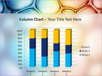 Des cercles de couleur de conception Modèles des présentations  PowerPoint - Diapositives 30