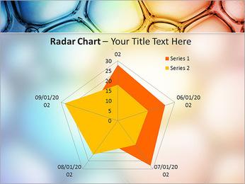 Des cercles de couleur de conception Modèles des présentations  PowerPoint - Diapositives 31