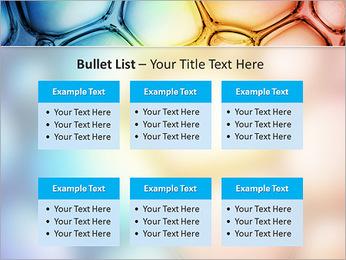 Des cercles de couleur de conception Modèles des présentations  PowerPoint - Diapositives 36