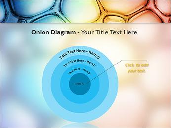 Des cercles de couleur de conception Modèles des présentations  PowerPoint - Diapositives 41