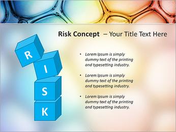 Des cercles de couleur de conception Modèles des présentations  PowerPoint - Diapositives 61
