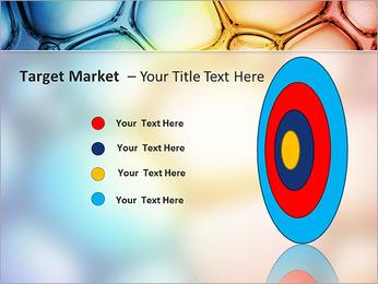 Des cercles de couleur de conception Modèles des présentations  PowerPoint - Diapositives 64