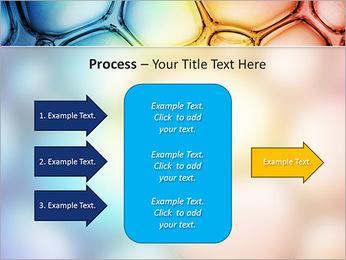 Des cercles de couleur de conception Modèles des présentations  PowerPoint - Diapositives 65