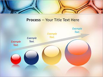 Des cercles de couleur de conception Modèles des présentations  PowerPoint - Diapositives 67