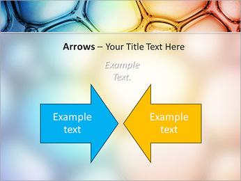 Des cercles de couleur de conception Modèles des présentations  PowerPoint - Diapositives 70