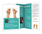 Pencil Drawing Brochure Templates