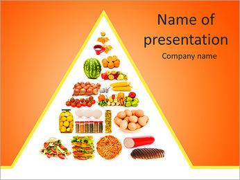 Balanced Diet PowerPoint Template