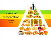 Balanced Eating PowerPoint Templates