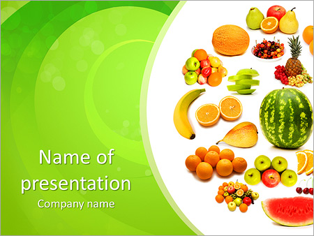 Healthy food benefits powerpoint template backgrounds id healthy food benefits powerpoint templates toneelgroepblik Images