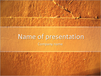 Organic Paper PowerPoint Template