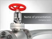 Metal Pipe PowerPoint Templates