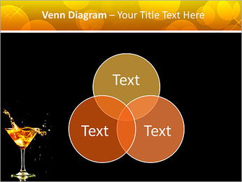Martini PowerPoint Template - Slide 13