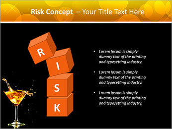 Martini PowerPoint Template - Slide 61